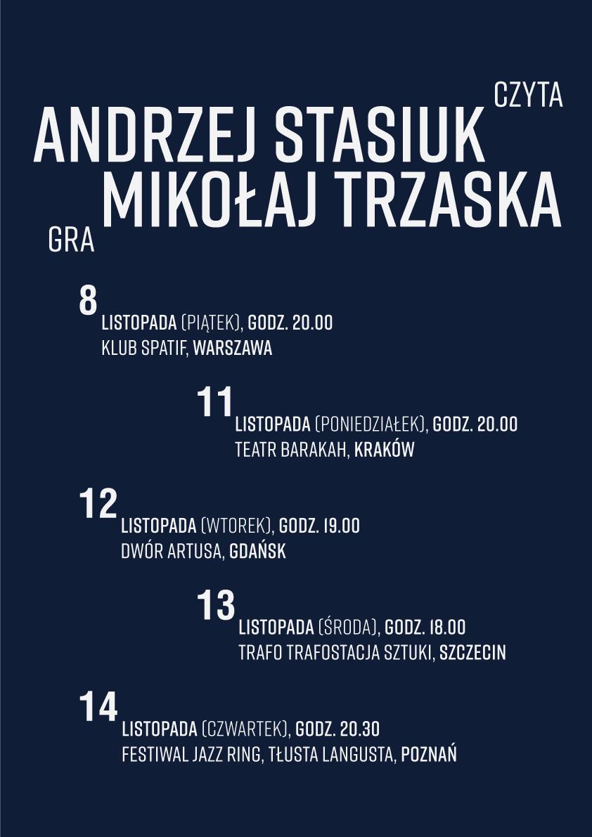 Trasa Stasiuk/Trzaska
